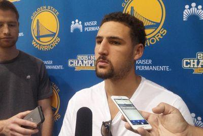 Klay Thompson dumped a whole can of gasoline on the Warriors-Clippers rivalry