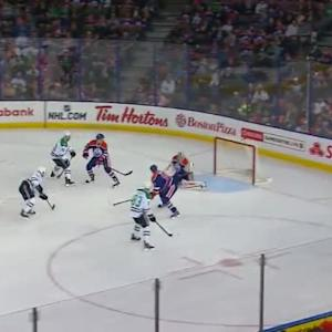 Richard Bachman Save on Cody Eakin (06:35/1st)