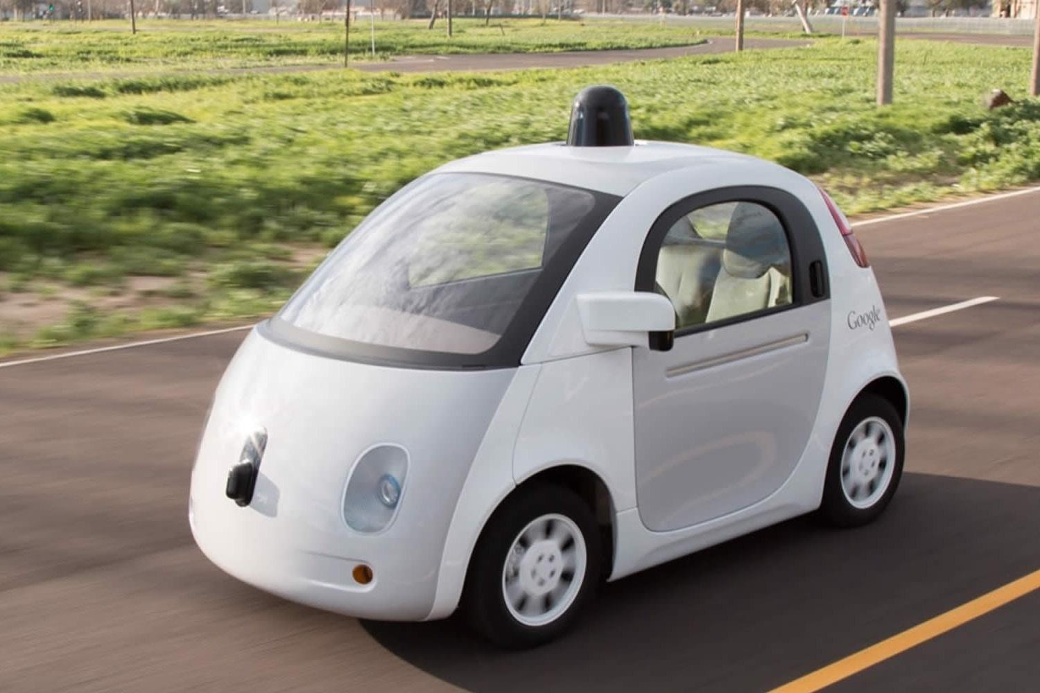 Google's driverless cars are going to London