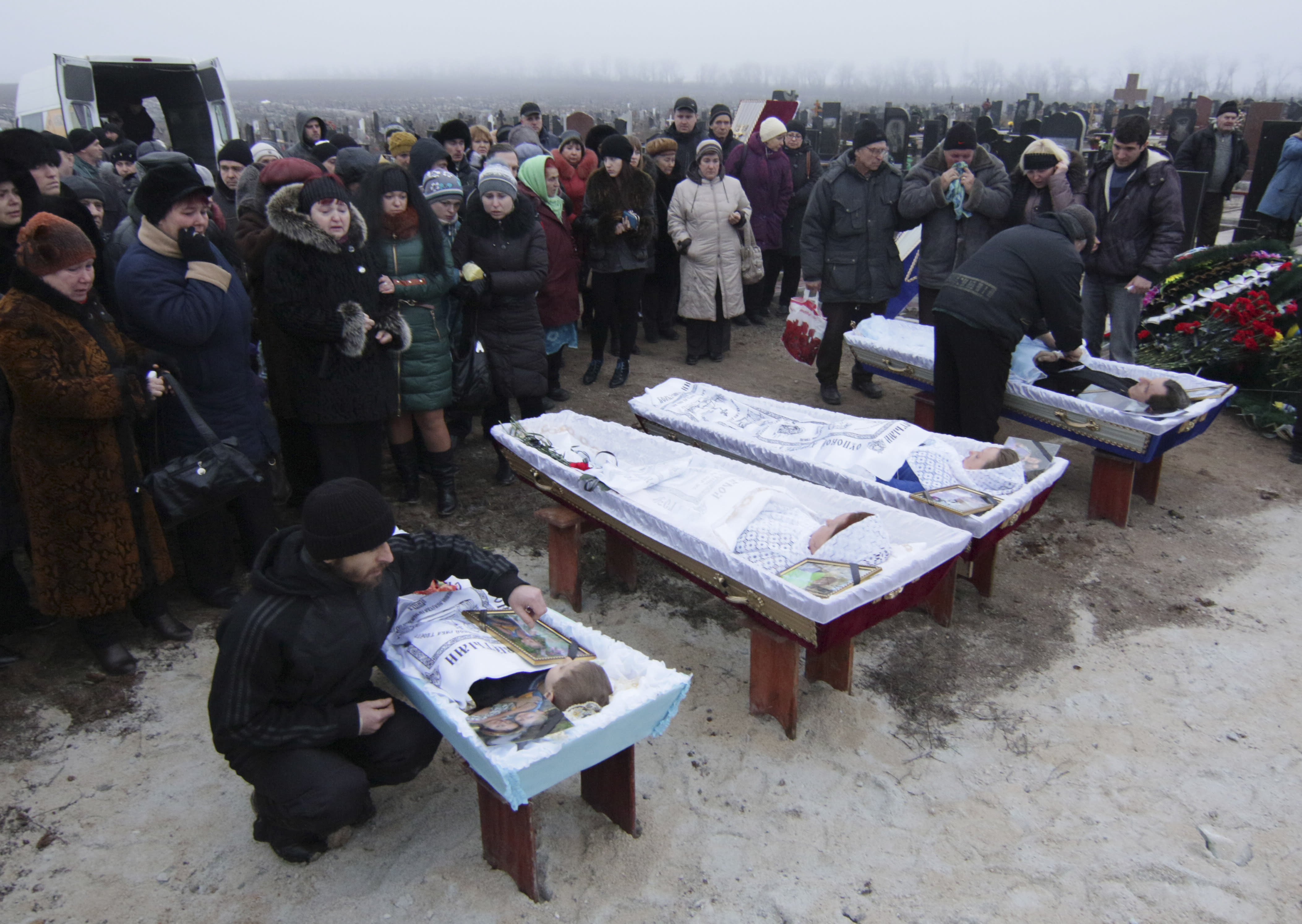 Ukraine moves to shut Russia-backed rebels out of talks