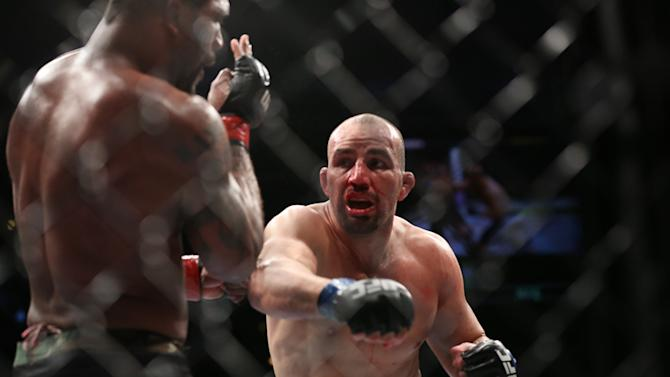 For Glover Teixeira, UFC Light Heavyweight Title Shot on the Line Against Ryan Bader