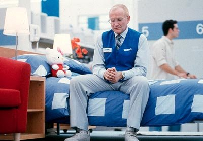 Robin Williams in Fox Searchlight's One Hour Photo