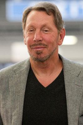 3. Larry Ellison, Woodside, Calif., $41 billion