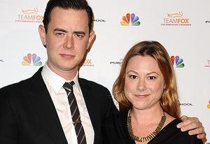 Colin Hanks, Samantha Bryant | Photo Credits: Jason LaVeris/FilmMagic