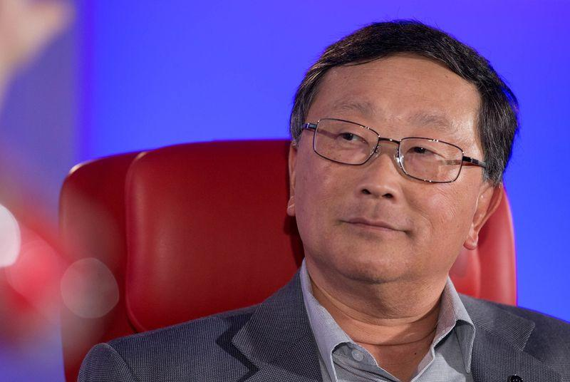 BlackBerry CEO wants to sell 5 million phones a year