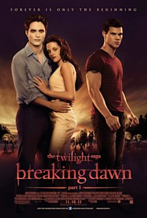 Poster of The Twilight Saga: Breaking Dawn (Part One)