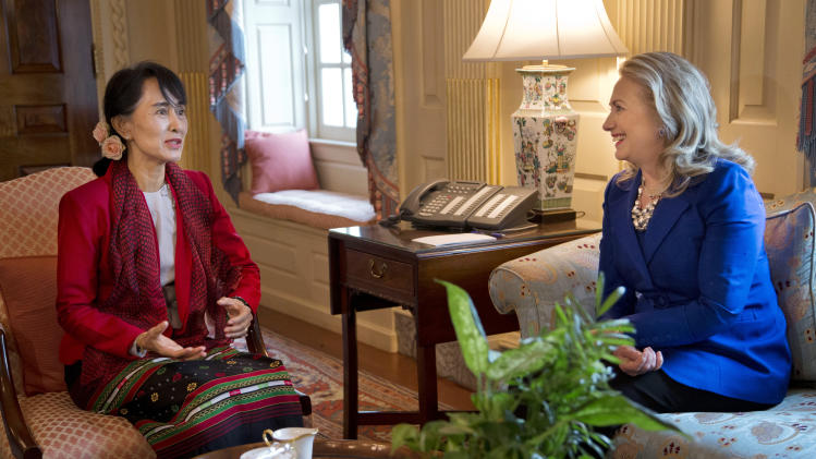 Myanmar's Suu Kyi to meet Obama