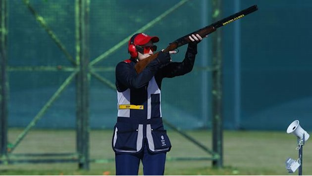 British shooter fails to qualify for Olympics final