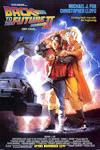 Poster of Back to the Future II