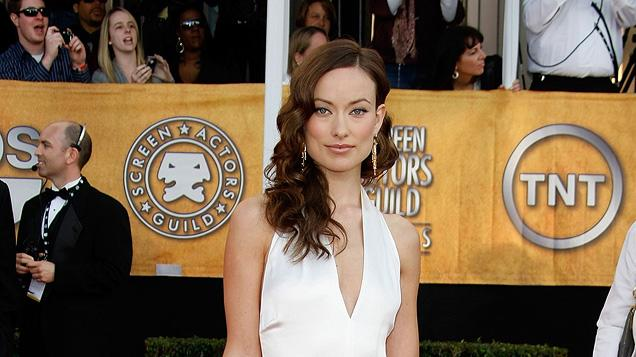 15th Annual Screen Actors Guild Awards 2009 Olivia Wilde