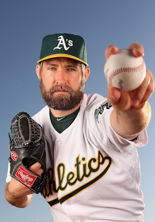 Oakland Athletics Photo Day