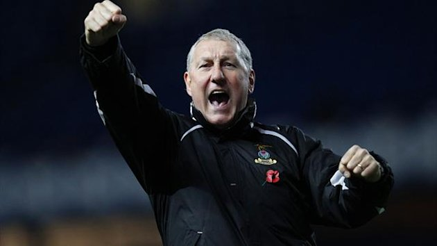 Former Inverness Caledonian Thistle manager Terry Butcher