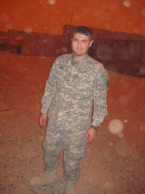 First Person: I Never Saw the Enemy's Face in Iraq