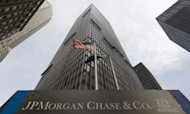 JP Morgan Chase Shrugs Off London Loss