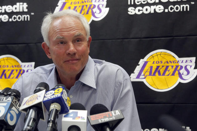 Lakers Prepare Basketball
