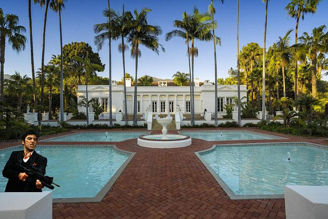 Curbed National: Nobody Wants to Buy the Mansion from Scarface