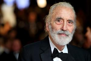 Christopher Lee Readies Heavy Metal Album for 91st Birthday