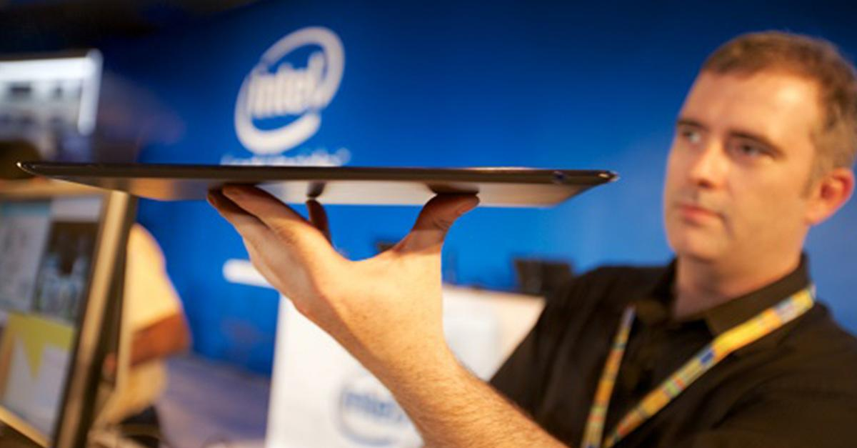 A Day in the Lab at Intel