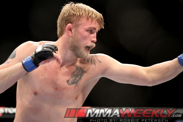 Alexander Gustafsson Likely to Draw Anthony Johnson Next, Not UFC Title Shot
