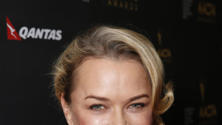 Kim Wilson attends the Australian Academy Of Cinema And Television Arts' 2nd AACTA International Awards at Soho House on January 26, 2013 in West Hollywood, California. (Photo by Todd Williamson/Invision/AP Images)