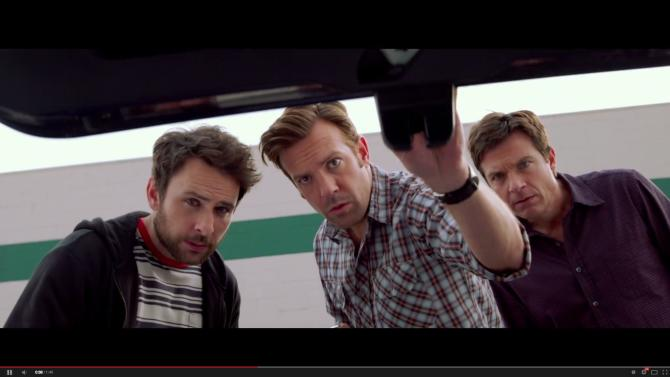 """""""Horrible Bosses 2"""" is due in US theaters on November 26."""