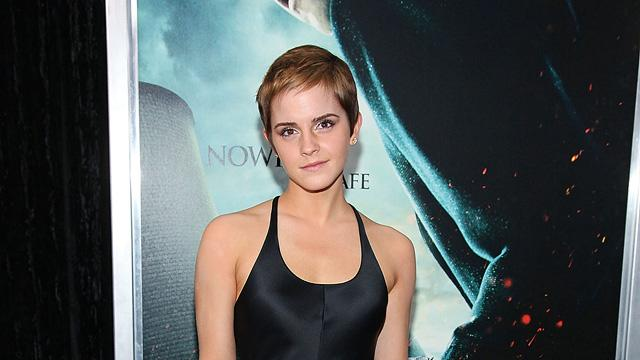 Harry Potter and the Deathly Hallows Pt 1 NYC premiere 2010 Emma Watson