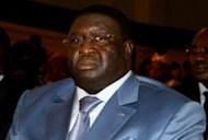 Togo's former minister of territorial administration, Pascal Bodjona, pictured in June 2012, has been charged over the allegations as well
