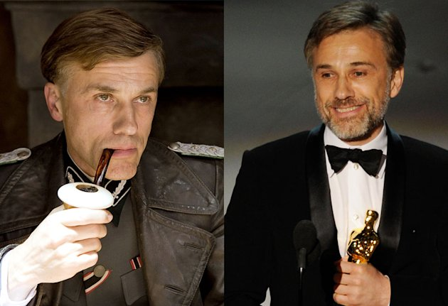 Christoph Waltz, Best Supporting Actor of 2009, &amp;#39;Inglourious Basterds&amp;#39;