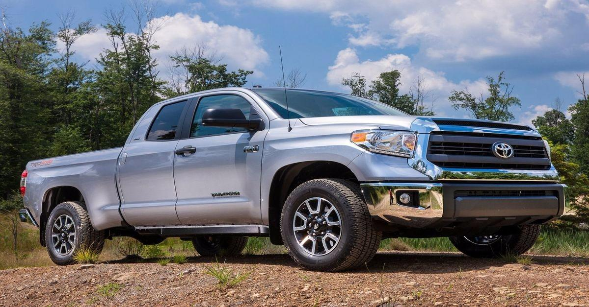 Truck that Turns Heads at the Summer Sales Event