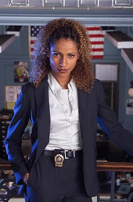 "Michelle Hurd as Detective Monique Jeffries NBC's""Law and Order: Special Victims Unit"" Law & Order: Special Victims Unit"
