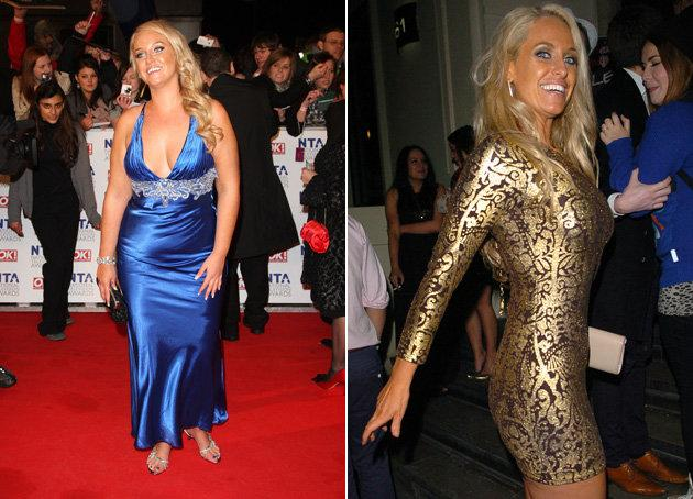 Our jaws hit the floor at Big Brother winner Josie Gibson's incredible weight loss this December. The formerly curvy star dropped five dress sizes ahead of her obligatory celeb weight loss DVD. [Copyr