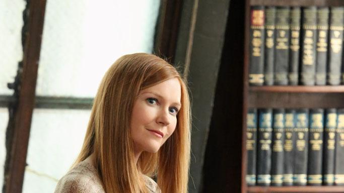 """Scandal"" -- ""Molly, You in Danger, Girl"" DARBY STANCHFIELD"