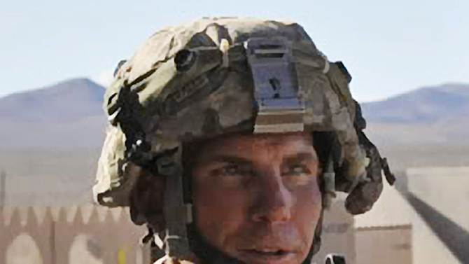 FILE - In this Aug. 23, 2011 file photo provided by Defense Video & Imagery Distribution System, Staff Sgt. Robert Bales, 1st platoon sergeant, Blackhorse Company, 2nd Battalion, 3rd Infantry Regiment, 3rd Stryker Brigade Combat Team, 2nd Infantry Division, participates in an exercise at the National Training Center at Fort Irwin, Calif. The Army says it will seek the death penalty against Bales, accused of massacring 16 Afghan villagers during pre-dawn raids in March. The announcement Wednesday, Dec. 19, 2012 followed a pretrial hearing last month for Bales, who faces premeditated murder and other charges in the attack on two villages in southern Afghanistan. (AP Photo/DVIDS, Spc. Ryan Hallock, File)