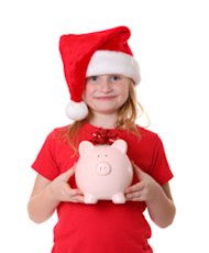 How to Use Christmas Money to Teach Kids the Importance of Saving