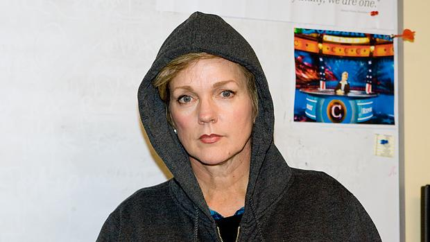 In this March 21, 2012 photo released by Current TV, former Michigan Gov. Jennifer Granholm, host of the Current TV's political talk show