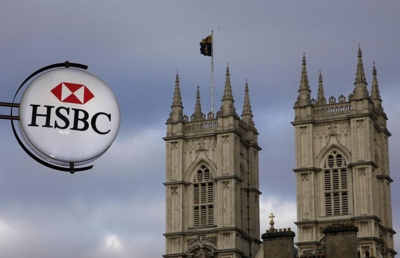HSBC looks at moving HQ from Britain as tax and regulations bite