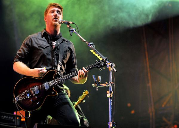 Queens of the Stone Age's New Album '...Like Clockwork' Set for June