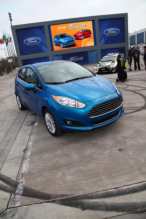 2013 Ford Fiesta ST