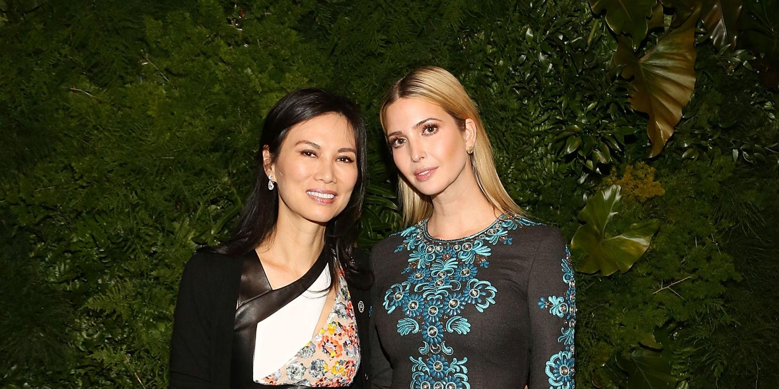 Inside the Secret Dinner Ivanka Trump Hosted at Wendi Murdoch's Penthouse