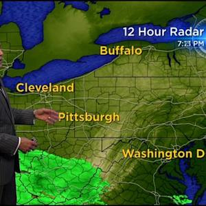 KDKA-TV Nightly Forecast (3/24)