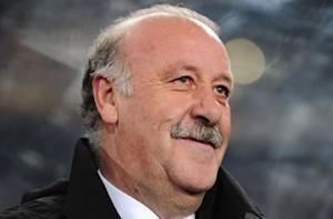 Del Bosque remains coy on Euro 2012 squad selection after Serbia victory