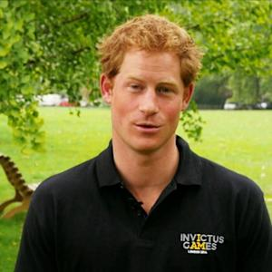 Prince Harry hosts Invictus Games for wounded soldiers