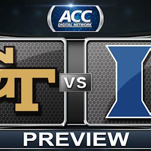 Georgia Tech vs Duke Preview | ACC Women's Basketball Tournament Quarterfinals