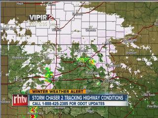 Storm Tracker 2 Road Conditions