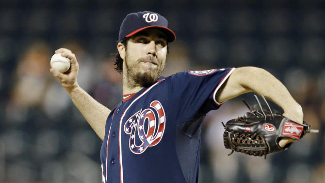 Haren, Zimmerman, Nats top Mets for 5th win in row
