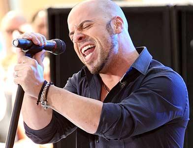 pst Daughtry In Today Show