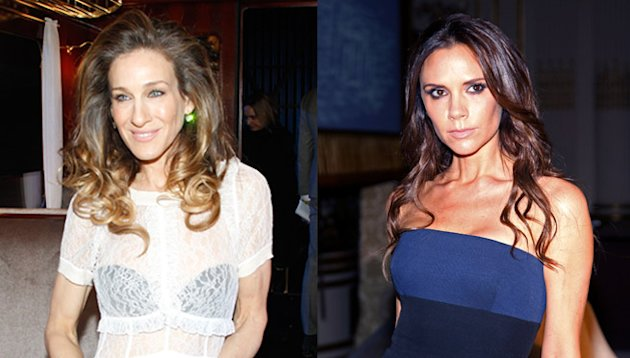 Are Sarah Jessica Parker And Victoria Beckham Working On A Fashion Line?