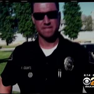 Officer Arrests Cellphone Videographer Of Investigation Scene
