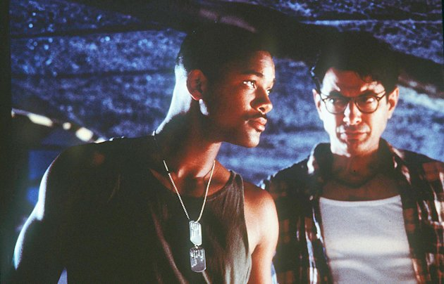 Independence Day 1996 Production Photos 20th Century Fox Will Smith Jeff Goldblum