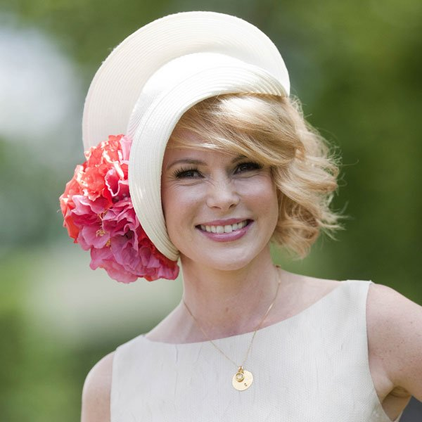 Amanda Holden - Royal Ascot Ladies Day